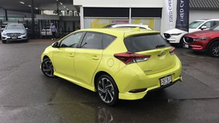 2015 Toyota Corolla ZRE182R Levin S-CVT ZR Yellow 7 Speed Constant Variable Hatchback.