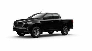 2021 Mazda BT-50 B30B XT (4x4) True Black 6 Speed Automatic Dual Cab Pick-up