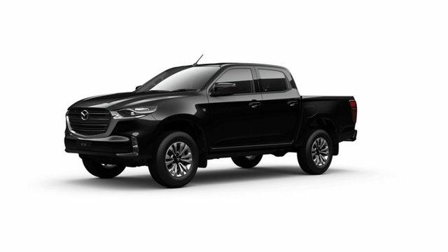 New Mazda BT-50 B30B XT (4x4) Toowoomba, 2021 Mazda BT-50 B30B XT (4x4) True Black 6 Speed Automatic Dual Cab Pick-up