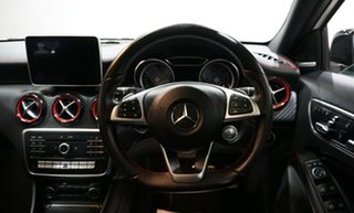 2016 Mercedes-Benz A-Class W176 807MY A250 D-CT 4MATIC Sport White 7 Speed