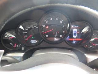 2014 Porsche 911 991 Carrera 4 PDK AWD Agate Grey 7 Speed Sports Automatic Dual Clutch Cabriolet