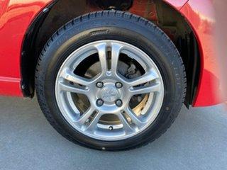 2013 Suzuki Alto GF GL Red 4 Speed Automatic Hatchback.