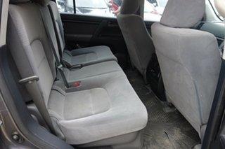2007 Toyota Landcruiser VDJ200R GXL Grey 6 Speed Sports Automatic Wagon