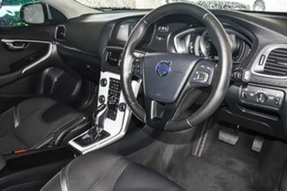 2015 Volvo V40 M Series MY16 T3 Adap Geartronic Kinetic White 6 Speed Sports Automatic Hatchback