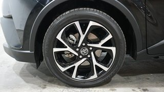 2018 Toyota C-HR NGX10R Koba S-CVT 2WD Black 7 Speed Constant Variable Wagon