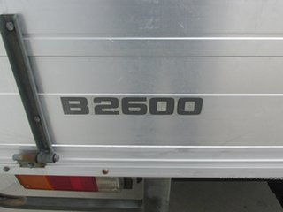 2003 Mazda Bravo B2600 DX 4x2 Champagne 5 Speed Manual Cab Chassis