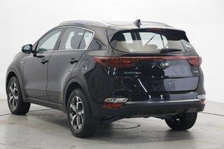 2019 Kia Sportage QL MY20 S AWD Cherry Black 8 Speed Sports Automatic Wagon.