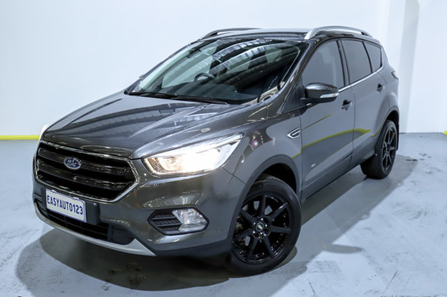 Used Ford Escape ZG 2019.25MY Trend Canning Vale, 2019 Ford Escape ZG 2019.25MY Trend Grey 6 Speed Sports Automatic SUV
