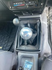 2003 Nissan Navara DX White Manual Dual Cab Utility
