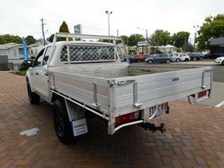 2018 Mitsubishi Triton MQ MY18 GLX Double Cab 6 Speed Manual Utility.