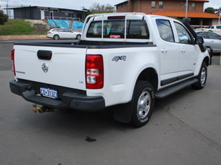 2018 Holden Colorado RG MY18 LS (4x4) White 6 Speed Automatic Dual Cab