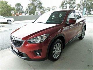 2014 Mazda CX-5 MY13 Upgrade Maxx Sport (4x4) 6 Speed Automatic Wagon.