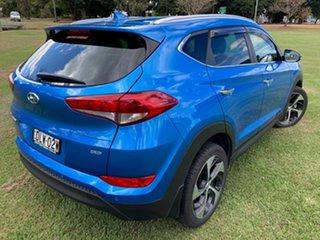 2017 Hyundai Tucson TLE Elite R-Series (AWD) R3u-Ara Blue. Metallic Paint 6 Speed Automatic Wagon