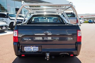 2011 Ford Falcon FG XR6 Ute Super Cab Limited Edition Grey 6 Speed Sports Automatic Utility.