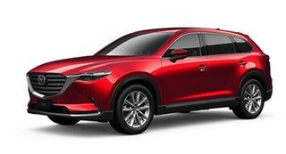 2021 Mazda CX-9 TC GT SKYACTIV-Drive i-ACTIV AWD Soul Red Crystal 6 Speed Sports Automatic Wagon