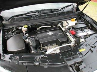 2011 Holden Captiva CG Series II 7 SX Black 6 Speed Sports Automatic Wagon