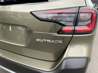 2021 Subaru Outback B7A MY21 AWD Touring CVT Autumn Green 8 Speed Constant Variable Wagon