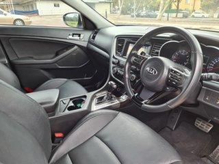 2013 Kia Optima TF MY13 Platinum White 6 Speed Sports Automatic Sedan