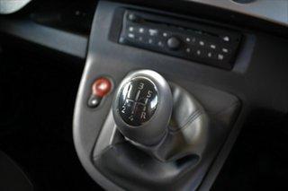 2012 Renault Kangoo F61 MY11 Silver 5 Speed Manual Van