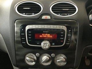 2010 Ford Focus LV Zetec Silver 5 Speed Manual Hatchback