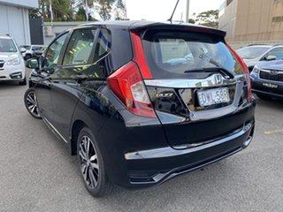 2018 Honda Jazz GF MY18 VTi-S Black 1 Speed Constant Variable Hatchback