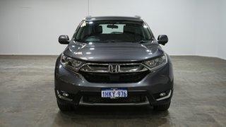 2019 Honda CR-V RW MY19 VTi-S 4WD Grey 1 Speed Constant Variable Wagon