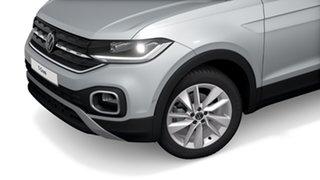 2021 Volkswagen T-Cross Style Reflex Silver Semi Auto SUV