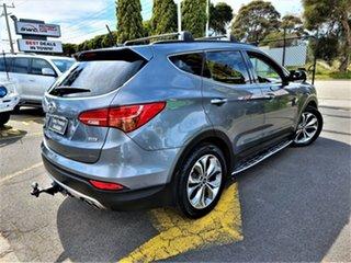 2014 Hyundai Santa Fe DM MY14 Highlander Grey 6 Speed Sports Automatic Wagon.