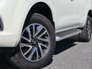 2020 Nissan Navara D23 S4 MY20 ST-X King Cab White Pearl 7 Speed Automatic Kingcab