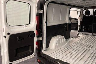 2019 Renault Trafic X82 85kW Low Roof LWB White 6 speed Manual Van