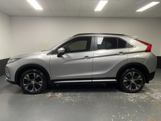2018 Mitsubishi Eclipse Cross YA MY18 LS 2WD Silver 8 Speed Constant Variable Wagon