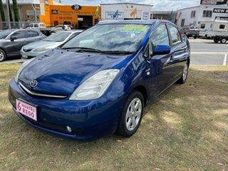 2009 Toyota Prius ZVW30R Blue 1 Speed Constant Variable Liftback Hybrid.