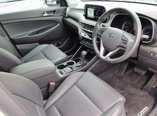 2018 Hyundai Tucson TL3 MY19 Highlander AWD White Pearl 8 Speed Sports Automatic Wagon.