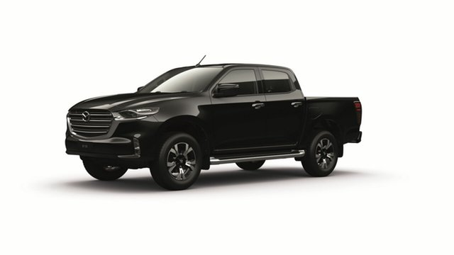 New Mazda BT-50 B30B XTR (4x4) Toowoomba, 2021 Mazda BT-50 B30B XTR (4x4) True Black 6 Speed Manual Dual Cab Pick-up