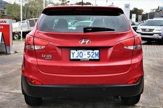2013 Hyundai ix35 LM3 MY14 Trophy AWD Red 6 Speed Sports Automatic Wagon