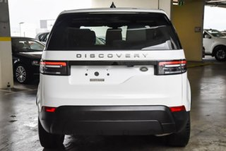 2017 Land Rover Discovery Series 5 L462 MY17 S White 8 Speed Sports Automatic Wagon
