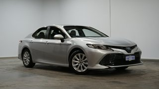 2018 Toyota Camry AXVH71R Ascent Premium Silver 6 Speed Constant Variable Sedan Hybrid.