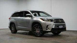 2019 Toyota Kluger GSU55R Grande AWD Silver 8 Speed Sports Automatic Wagon.