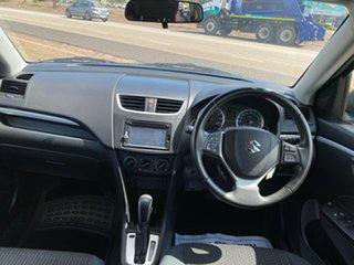 2015 Suzuki Swift FZ MY15 GL Navigator Blue 4 Speed Automatic Hatchback