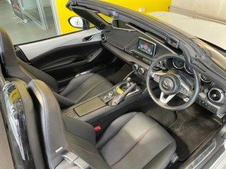 2015 Mazda MX-5 ND SKYACTIV-MT Grey 6 Speed Manual Roadster