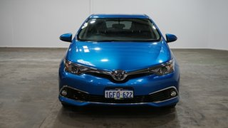 2017 Toyota Corolla ZRE182R Ascent Sport S-CVT Blue 7 Speed Constant Variable Hatchback