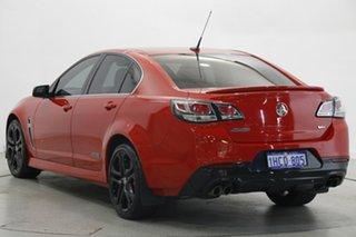 2016 Holden Commodore VF II MY16 SS V Redline Red 6 Speed Manual Sedan.