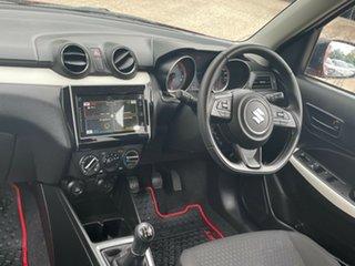 2019 Suzuki Swift AZ GL Navigator Red 5 Speed Manual Hatchback.