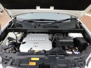 2010 Toyota Kluger GSU40R KX-R 2WD 5 Speed Sports Automatic Wagon