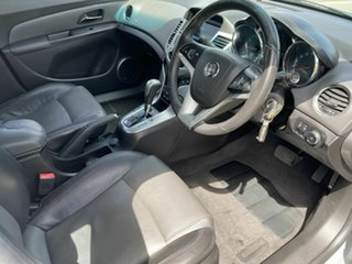 2011 Holden Cruze JH CDX Silver 6 Speed Automatic Sedan