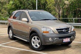 2008 Kia Sorento EX BL MY08 Bronze 5 Speed Auto Active Select Wagon.