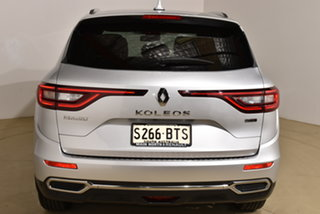 2017 Renault Koleos HZG Intens X-tronic Silver 1 Speed Constant Variable Wagon