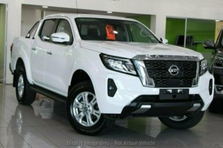 2021 Nissan Navara D23 MY21 ST Solid White 7 Speed Sports Automatic Utility.