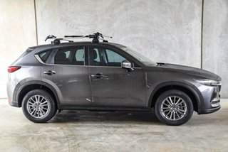 2017 Mazda CX-5 KE1032 Maxx SKYACTIV-Drive i-ACTIV AWD Sport Grey 6 Speed Sports Automatic Wagon.