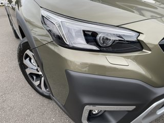 2021 Subaru Outback B7A MY21 AWD Touring CVT Autumn Green 8 Speed Constant Variable Wagon.